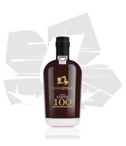 Dona Otília Tawny 100 Years with background