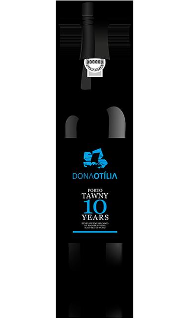 Dona Otília Tawny 10 Years