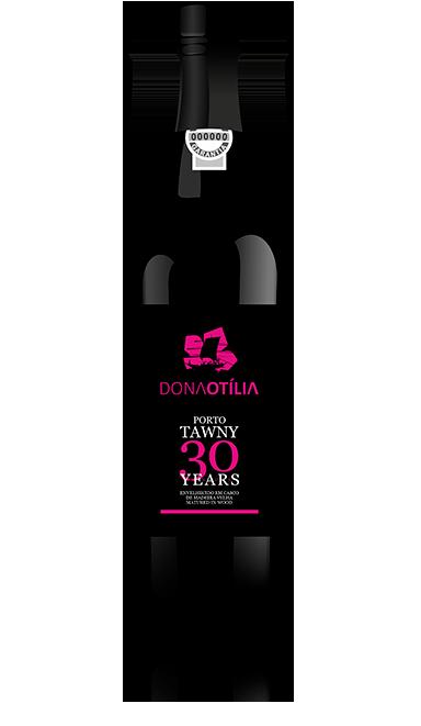 Dona Otília Tawny 30 Years