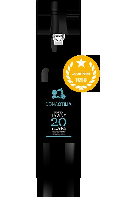 Dona Otília Tawny 20 Years